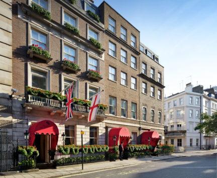 Chesterfield Mayfair London