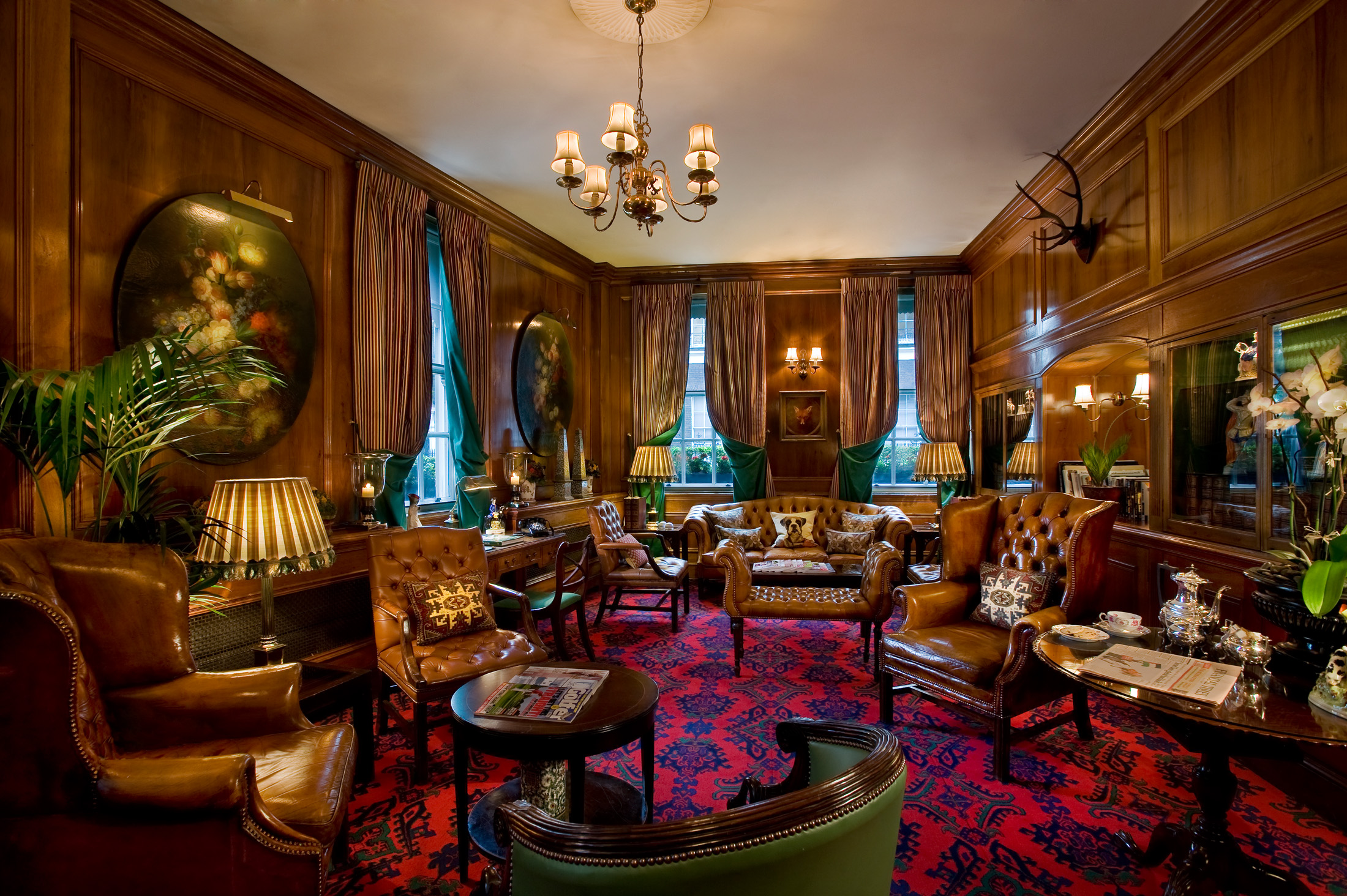 The Chesterfield Mayfair London Nuvo