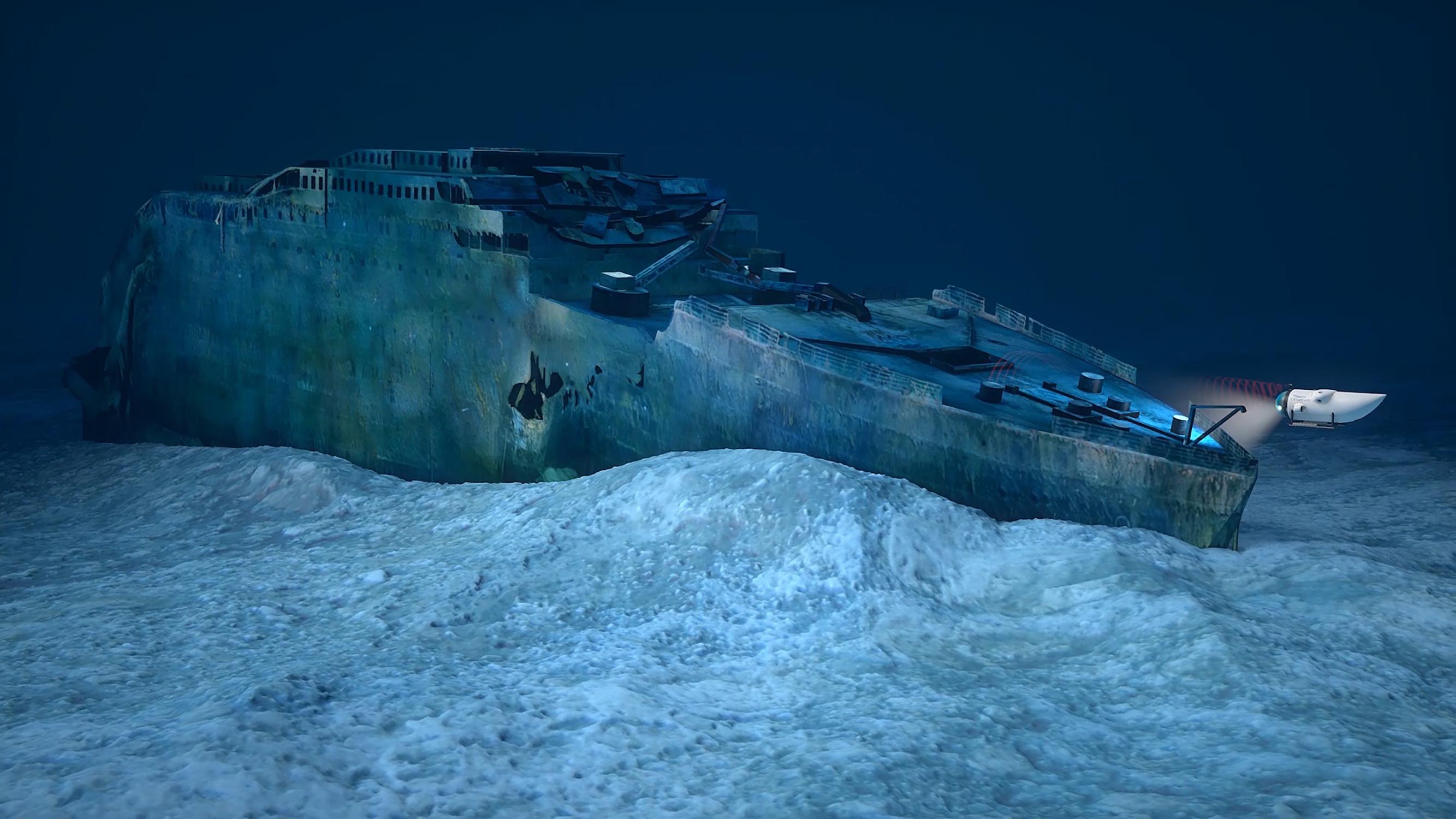 Tourism Titanic, Inquiring Minds, Summer 2018