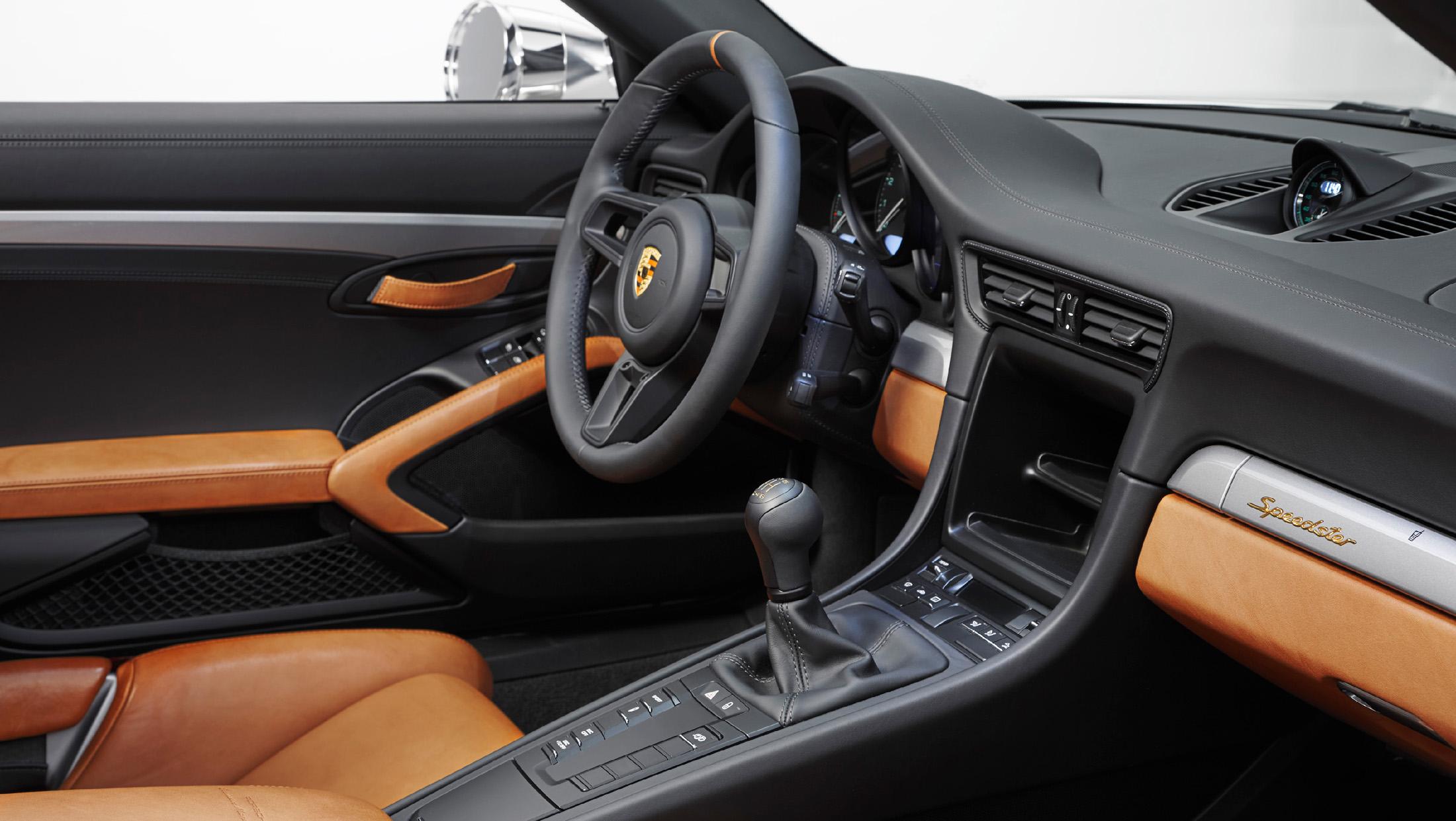 The Porsche 911 Speedster Concept   NUVO