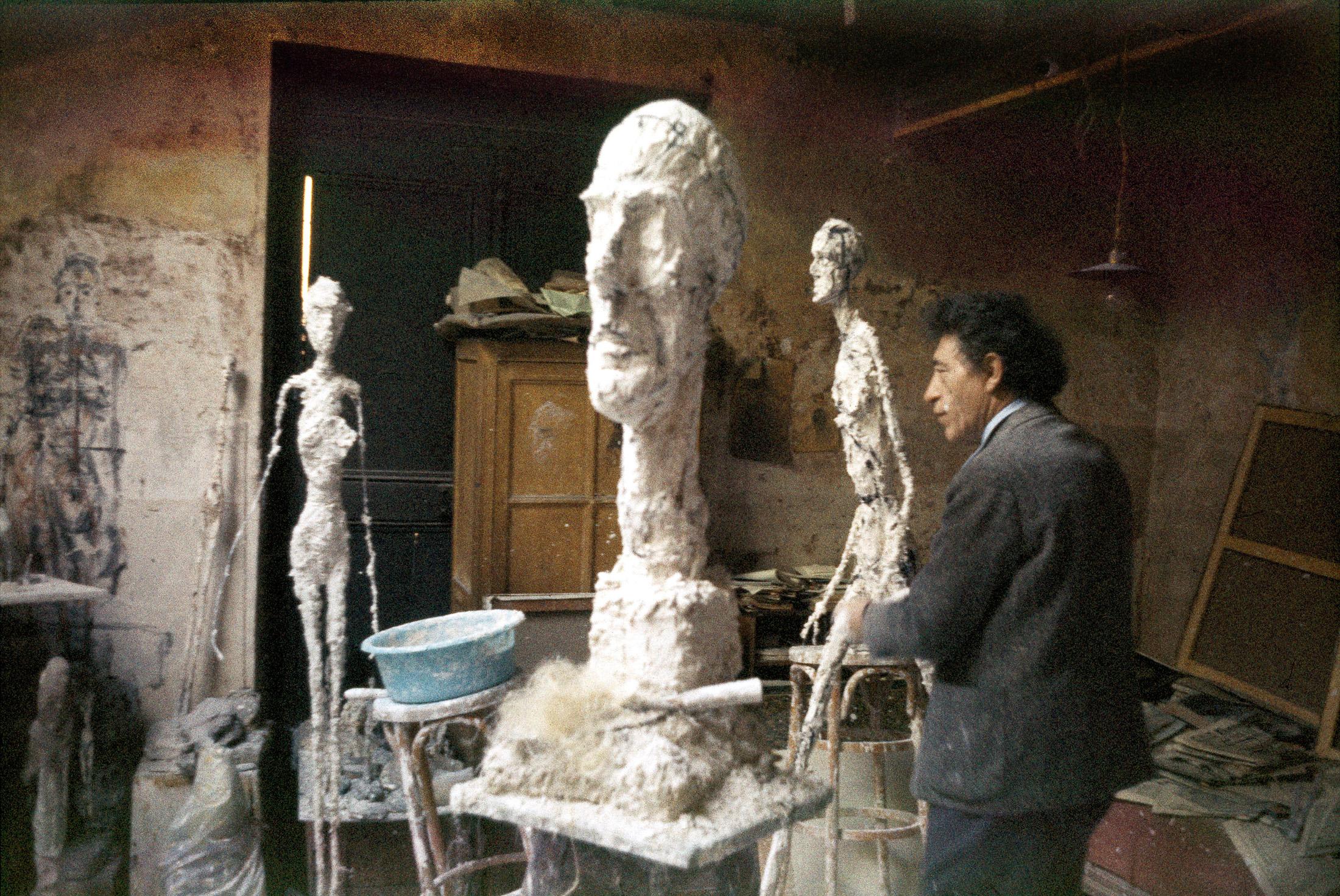 Giacometti Institute, Inquiring Minds, Autumn 2018
