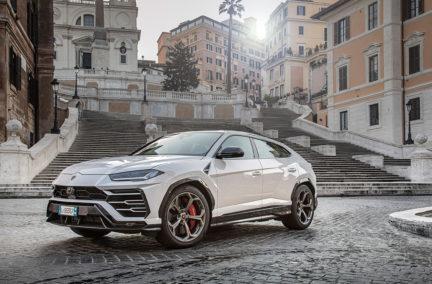 Lamborghini Urus NUVO