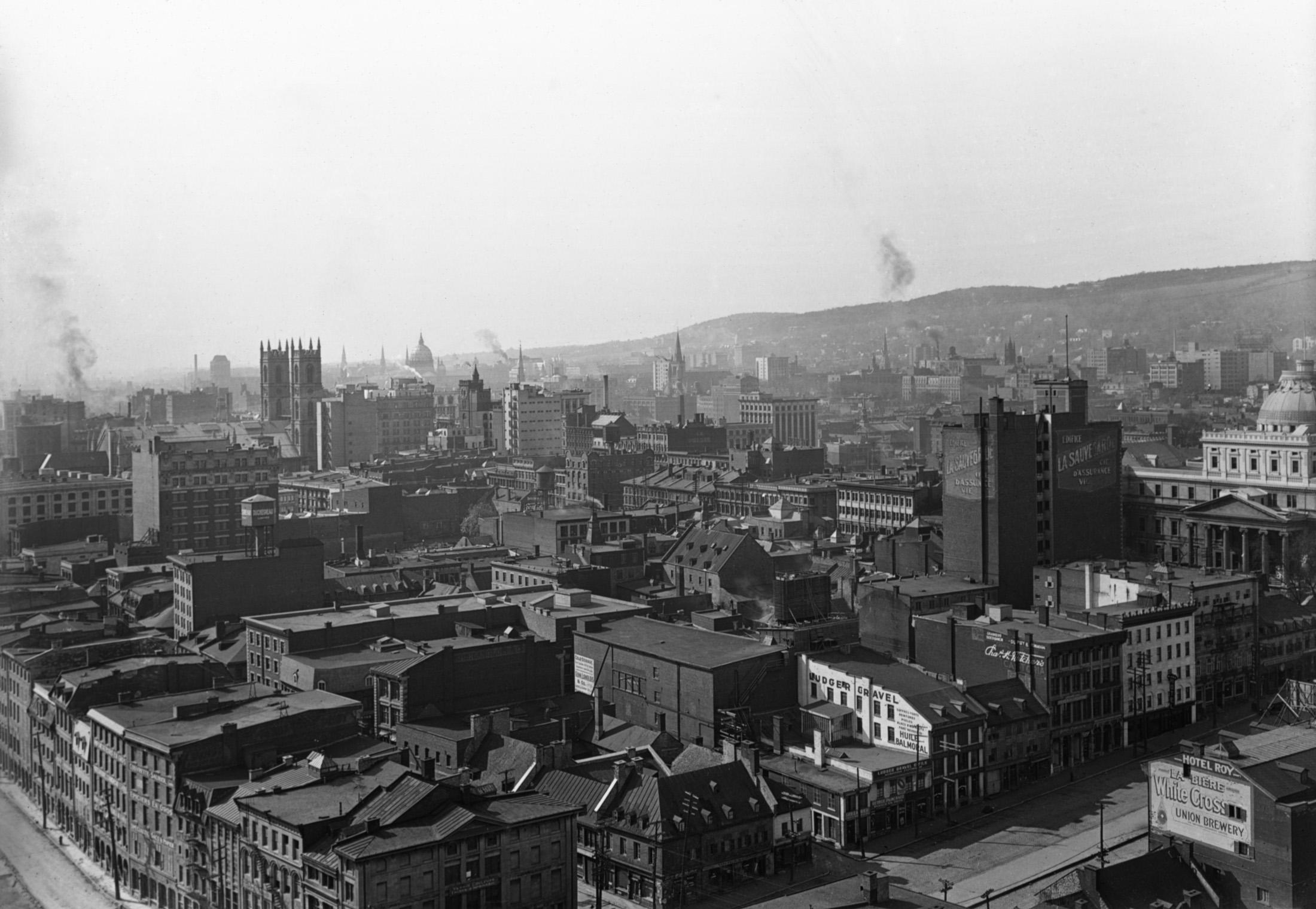 Montreal at War