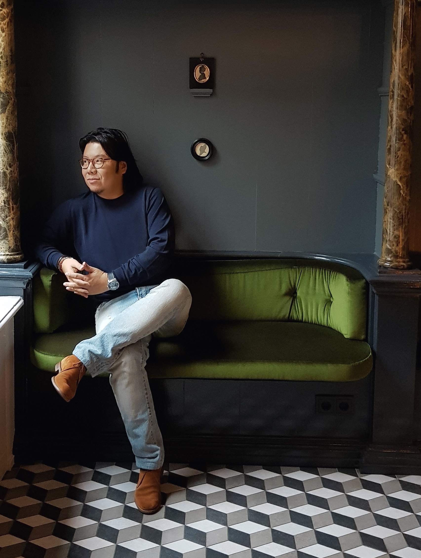 Kevin Kwan, Chronicle, Autumn 2018