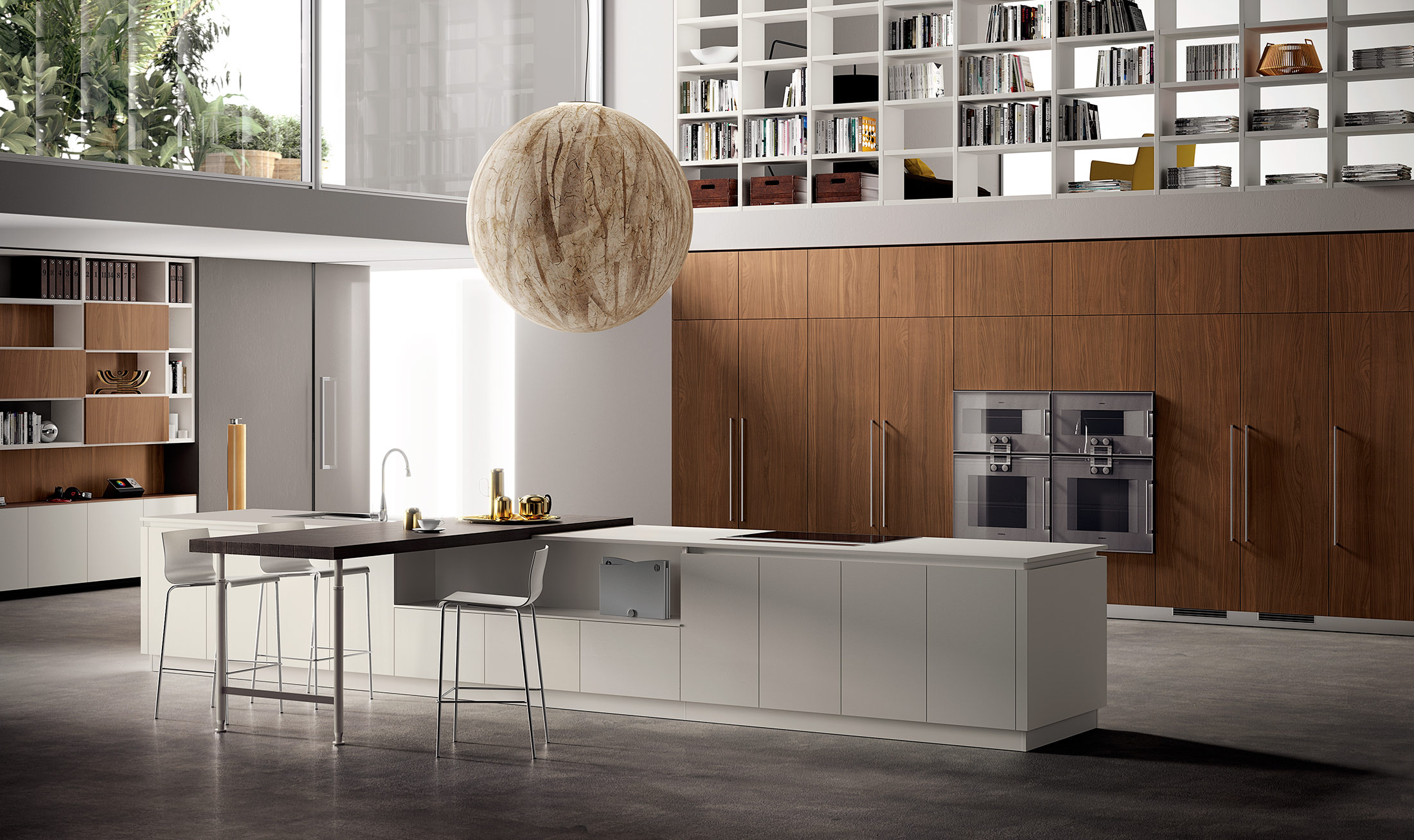 The Scavolini Kitchen | NUVO