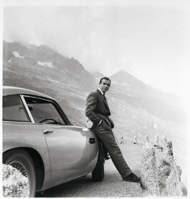 Aston Martin Goldfinger