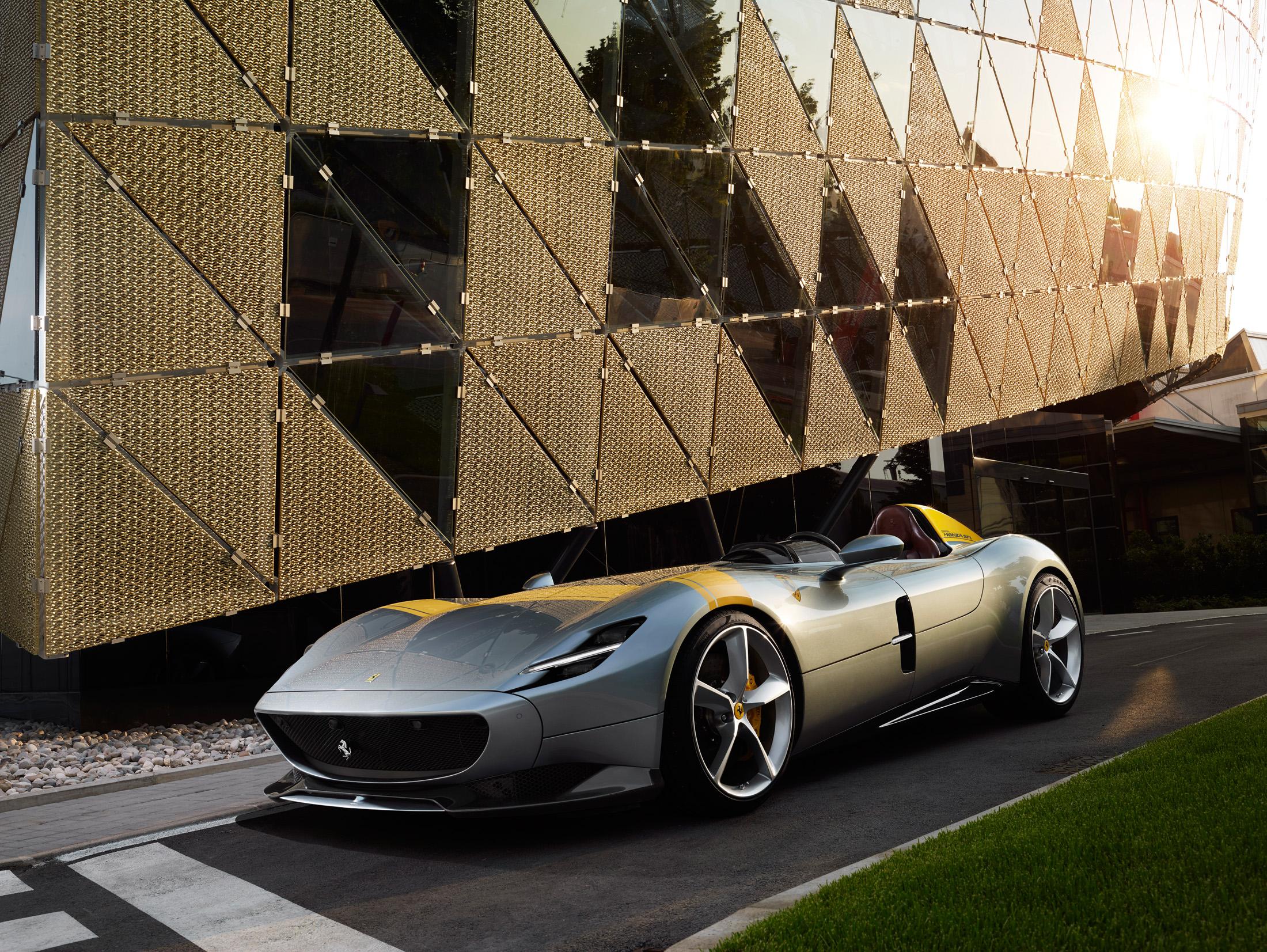 Ferrari Monza NUVO