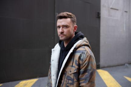 Justin Timberlake Levis NUVO