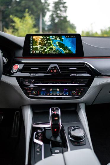 2018 BMW M5 NUVO