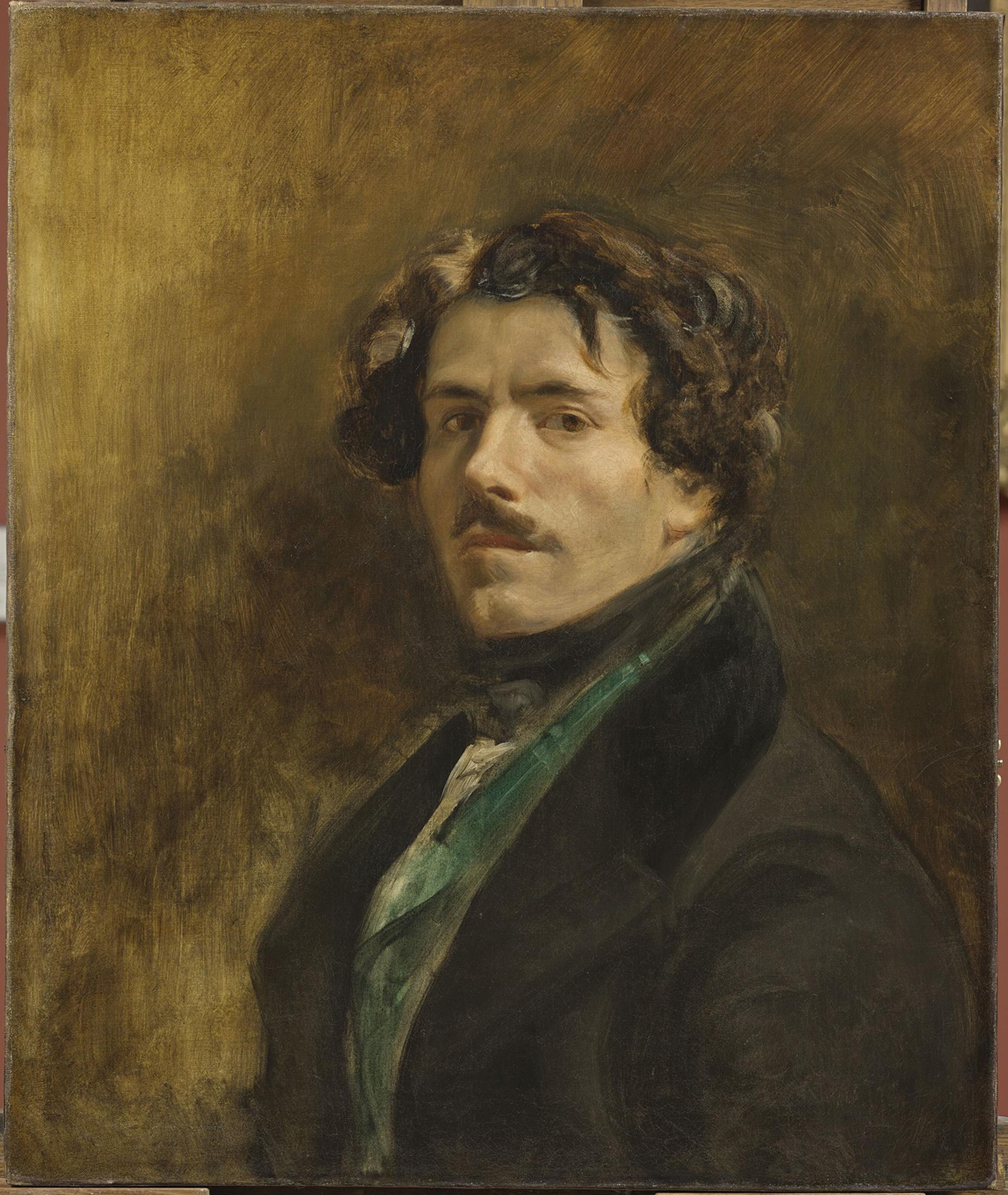 Eugene Delacroix NUVO