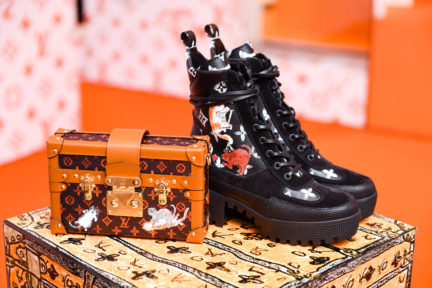 Grace Coddington Louis Vuitton NUVO