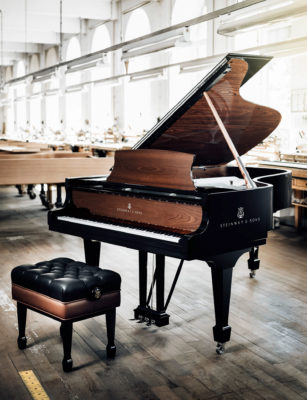 Steinway & Sons, NUVO