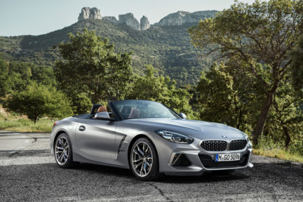 BMW Z4 James Stacey NUVO