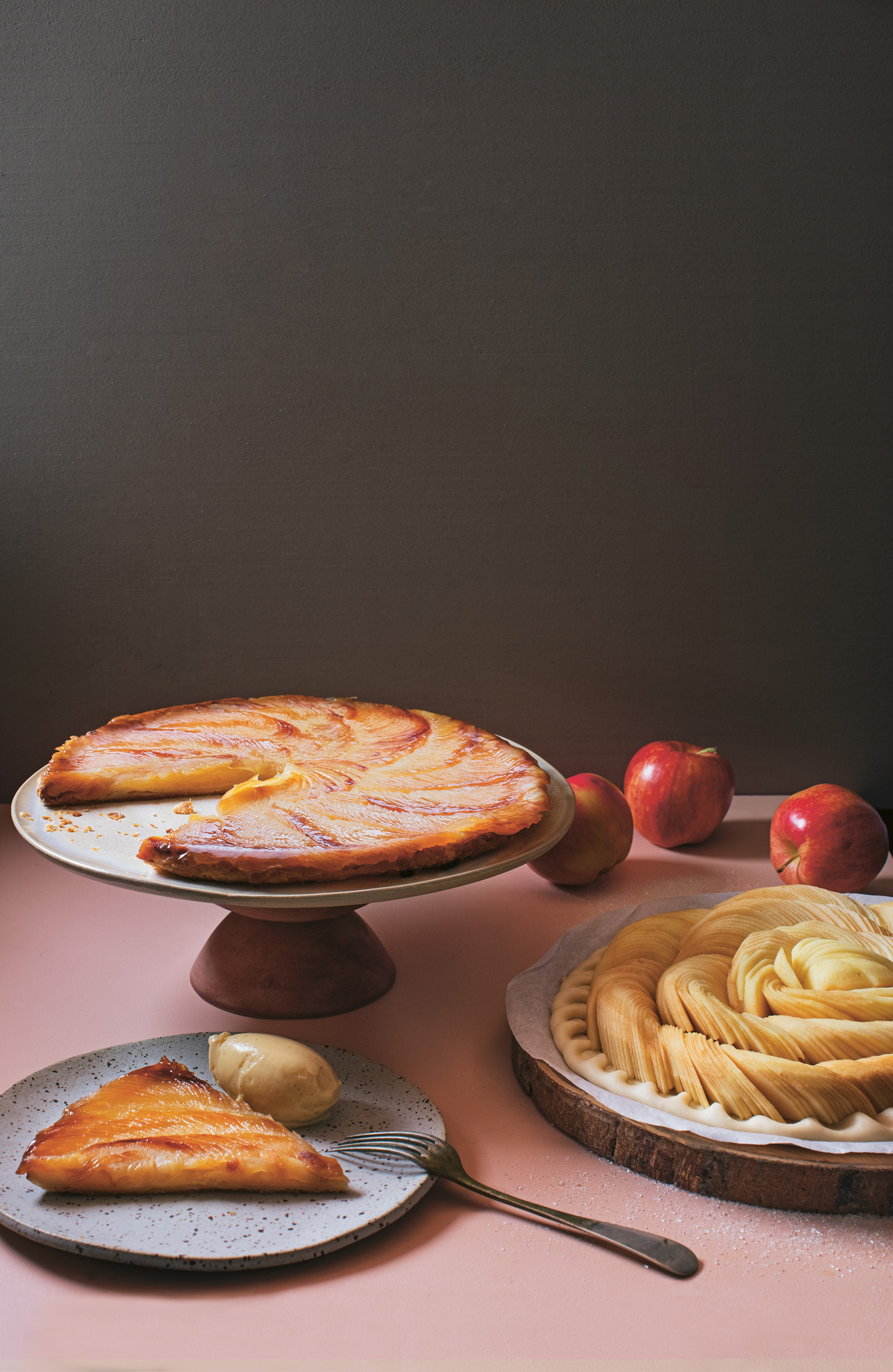 Apple Tart Vancouver Eats NUVO