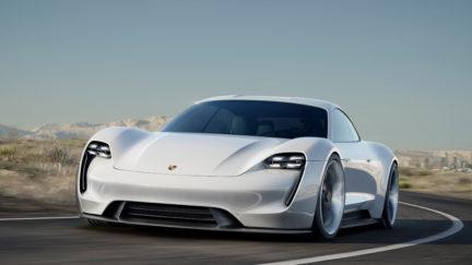 Porsche Taycan NUVO