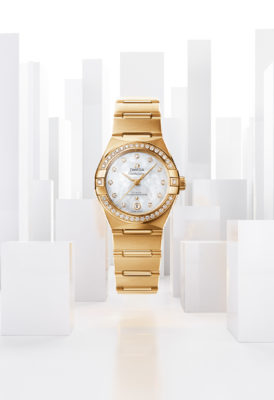 omega watches, NUVO
