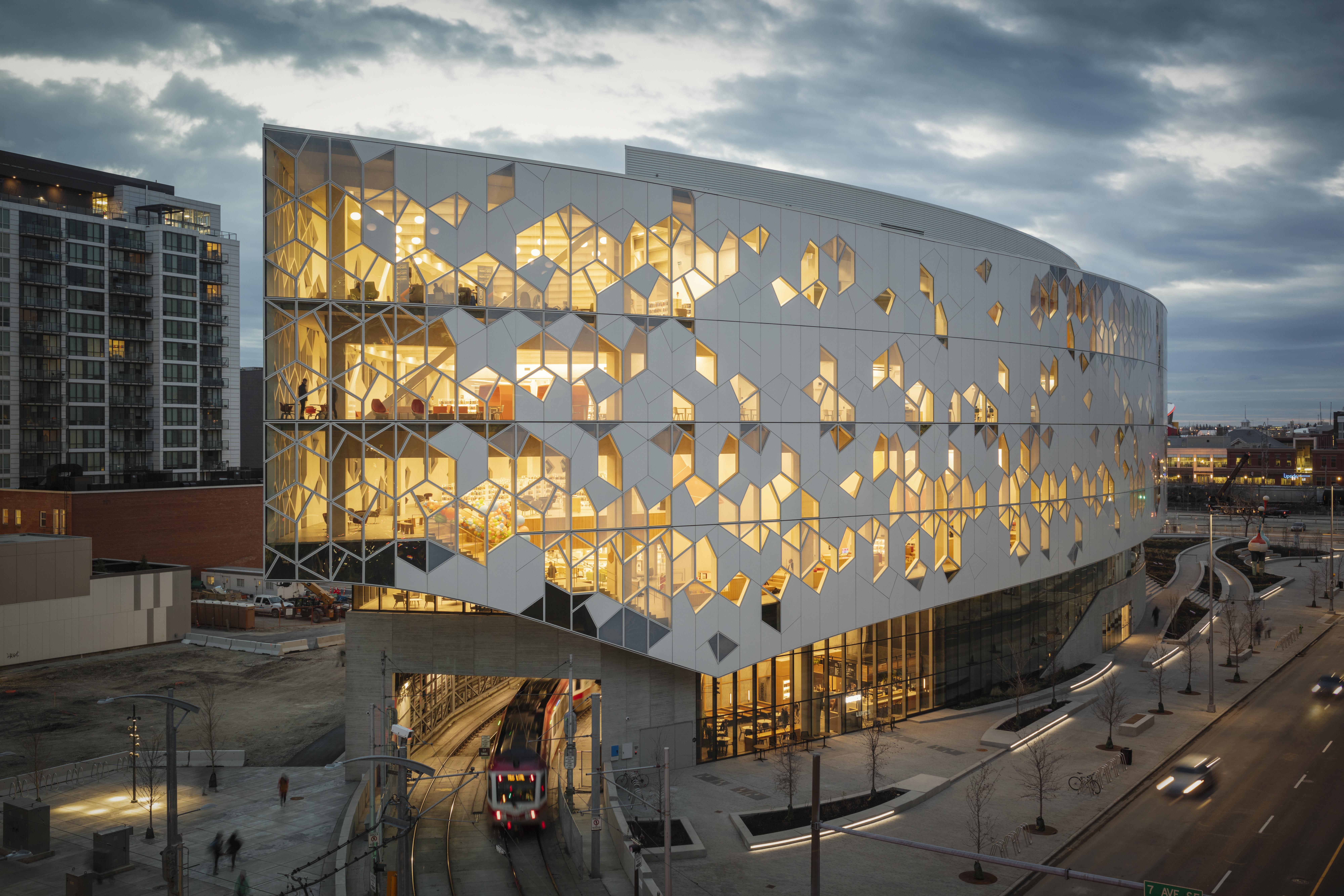 Calgary Public Library NUVO