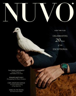 NUVO magazine Winter 2018 issue