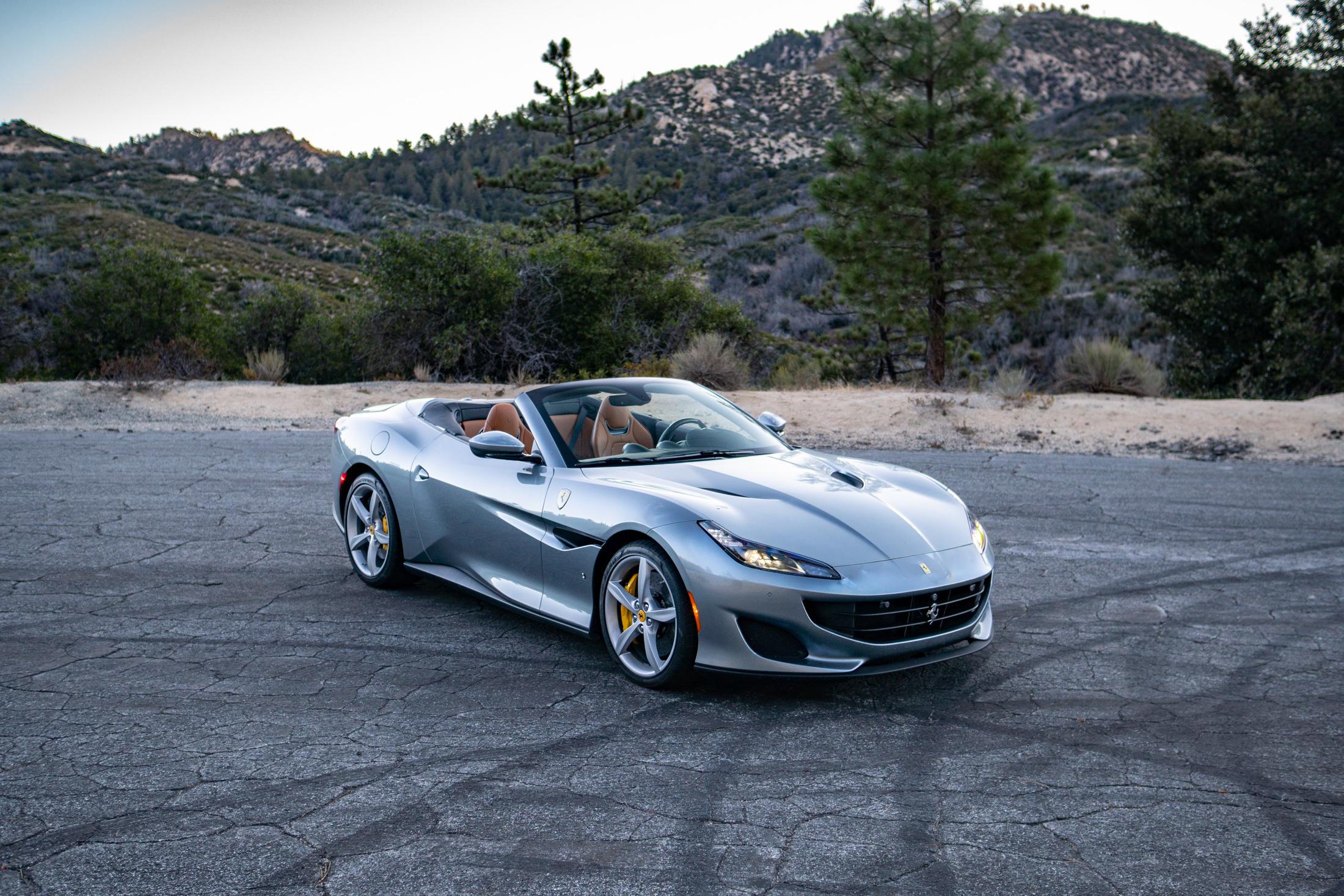 Ferrari Portofino NUVO