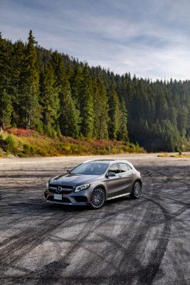 Mercedes AMG GLA 45 4MATIC NUVO