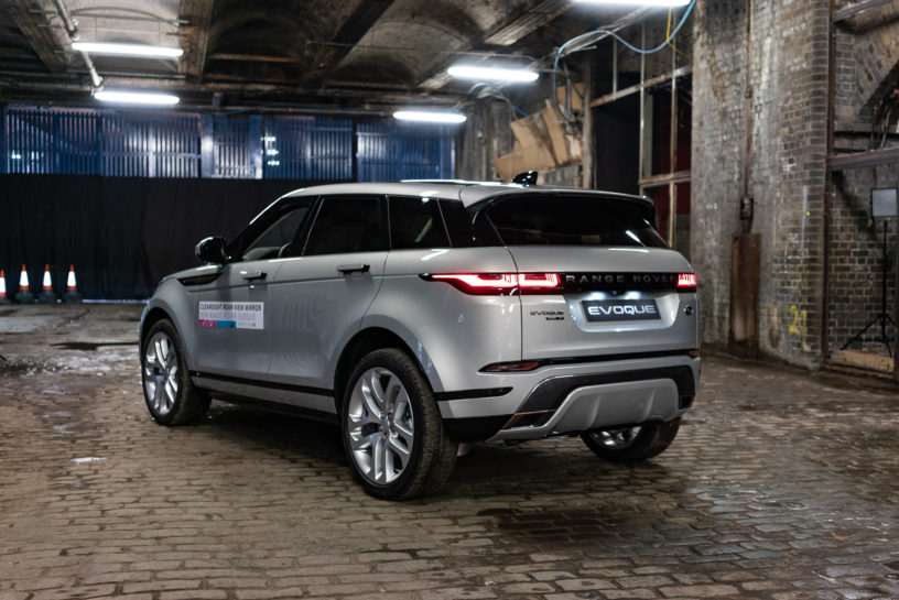Land Rover Range Rover Evoque NUVO