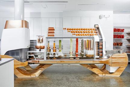 IM, Robotized Burgers Creator