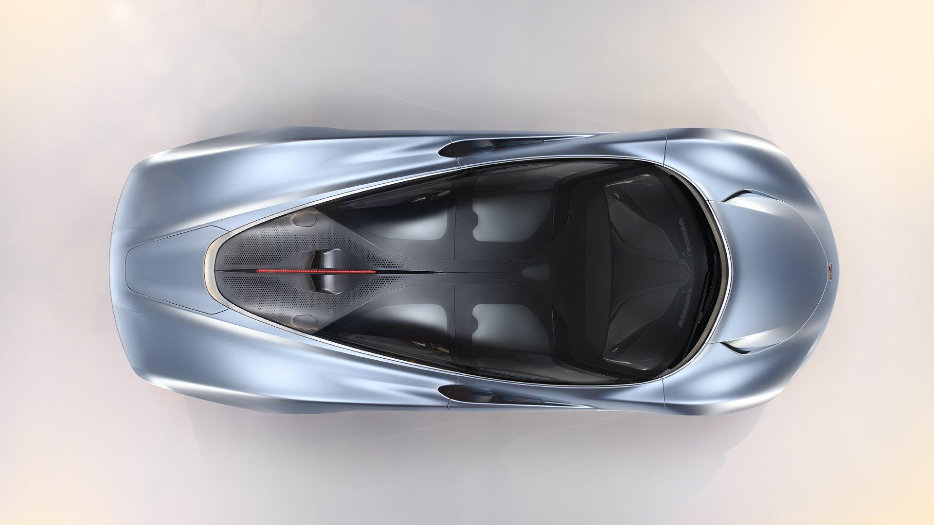 McLaren Speedtail NUVO