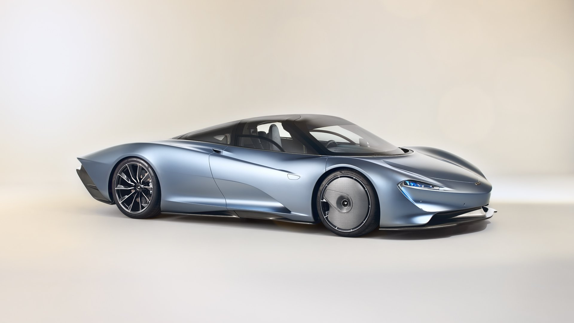 McLaren Speedtail NUVO