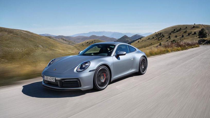 Porsche 911 992 NUVO