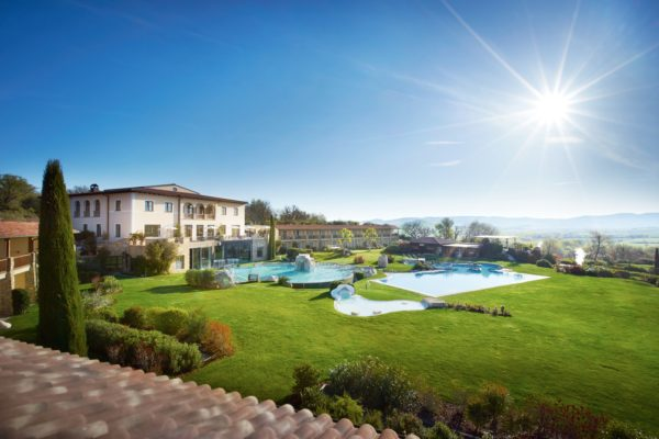 Adler Thermae Spa & Relax Resort, Tuscany
