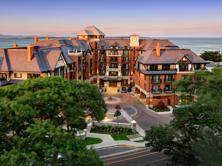 Oak Bay Beach Hotel Victoria BC