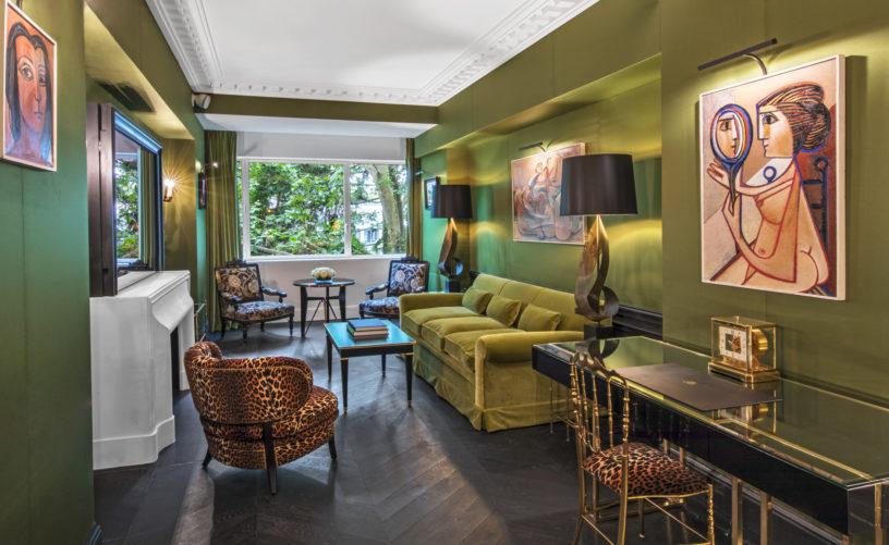Hotel de Berri Paris NUVO