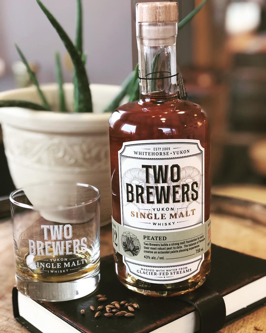 Two Brewers Yukon Single Malt Whisky