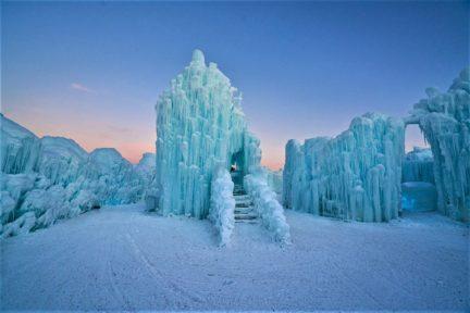 Edmonton Ice Castles