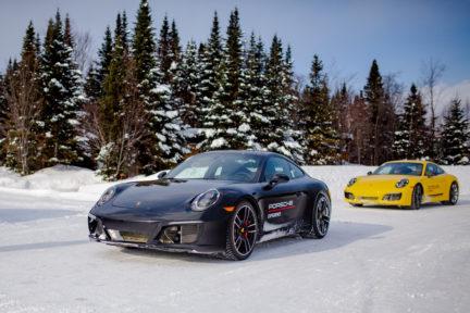 Porsche Ice Experience Canada