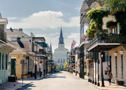 New Orleans FYI Travel NUVO Spring 2019