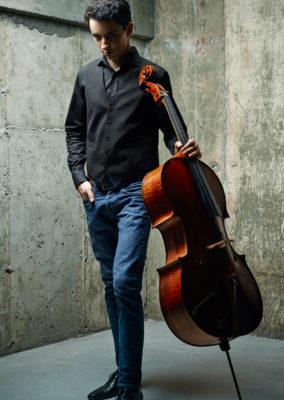 Montreal Cellist Stéphane Tétreault NUVO FYI Music Spring 2019