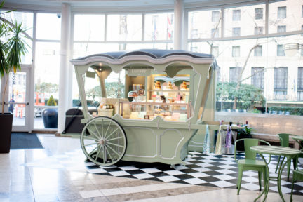 Laduree Pop-up Vancouver