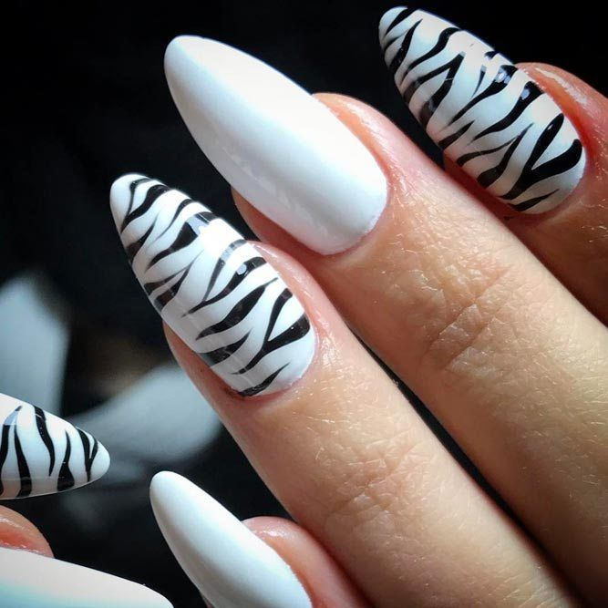 How to Animal Print Nail Art